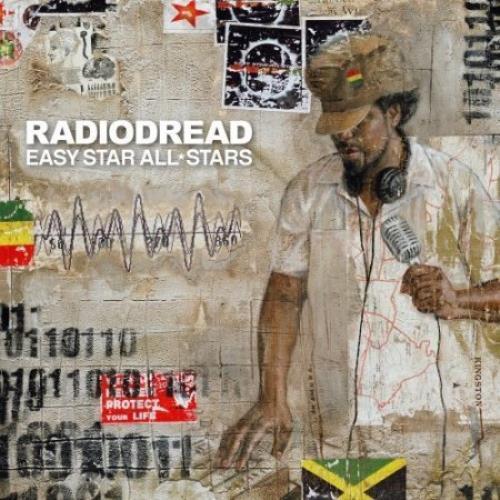 Easy Star All-Stars Radiodread CD album (CDLP) US EAYCDRA372079