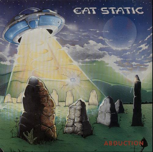 Eat Static Abduction 2-LP vinyl record set (Double Album) UK ETS2LAB576895