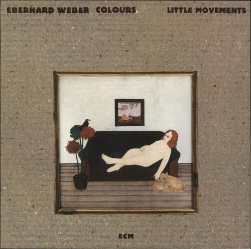 Eberhard Weber Little Movements vinyl LP album (LP record) German EWELPLI721891