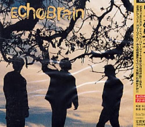Echobrain Echobrain CD album (CDLP) Japanese ECNCDEC216317