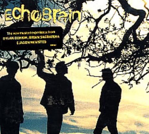 Echobrain Echobrain CD album (CDLP) Australian ECNCDEC240665