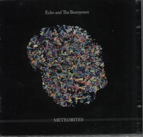Echo & The Bunnymen Meteorites 2-disc CD/DVD set UK ECH2DME605243