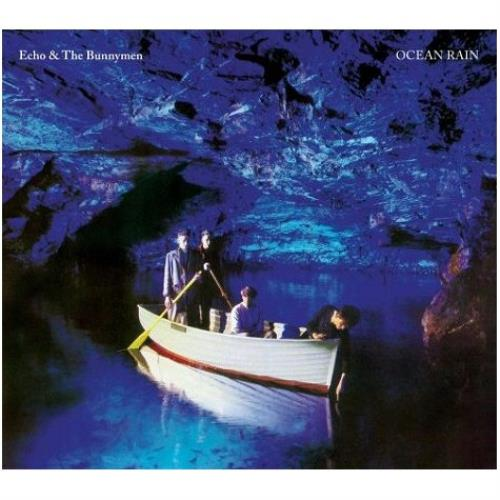 Echo & The Bunnymen Ocean Rain - Collectors Edition 2 CD album set (Double CD) UK ECH2COC451332