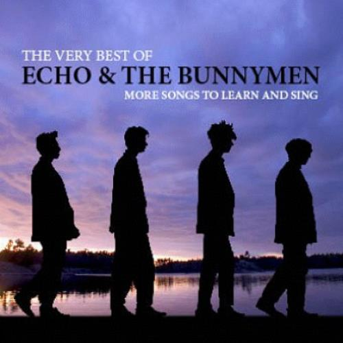 Echo & The Bunnymen The Very Best Of: More Songs To Learn And Sing 2-disc CD/DVD set UK ECH2DTH372173