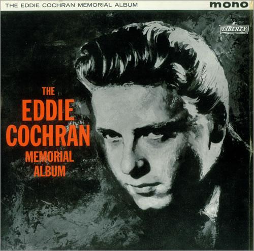 Eddie Cochran The Eddie Cochran Memorial Album Uk Vinyl Lp