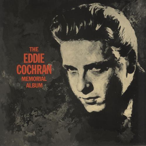 Eddie Cochran The Eddie Cochran Memorial Album vinyl LP album (LP record) UK EDCLPTH731568