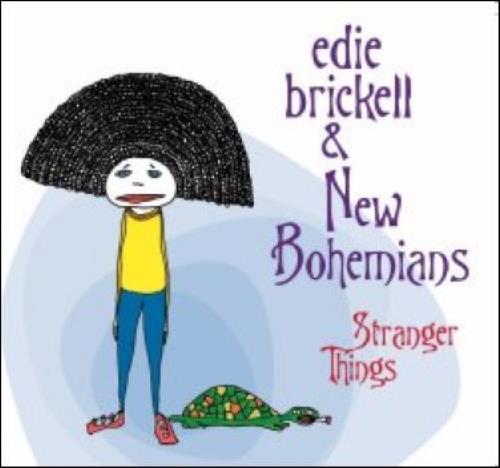 Edie Brickell Stranger Things CD album (CDLP) UK EDICDST378245