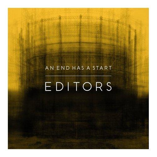 Editors An End Has A Start CD album (CDLP) UK EB7CDAN404767