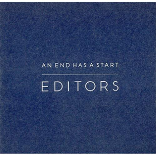 "Editors An End Has A Start CD single (CD5 / 5"") UK EB7C5AN416482"