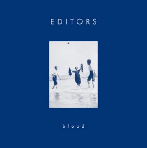 "Editors Blood - 1st 7"" vinyl single (7 inch record) UK EB707BL328123"