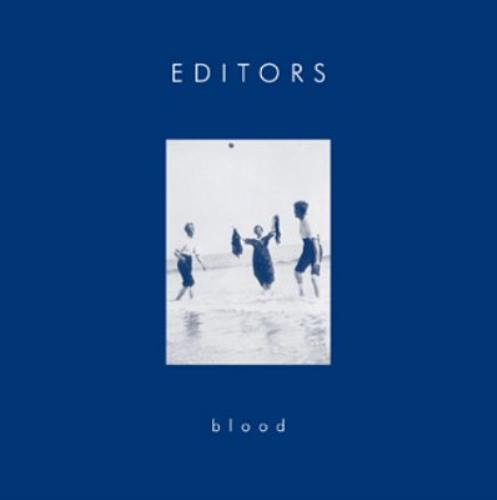 Editors Blood - Original 2-CD single set (Double CD single) UK EB72SBL328122