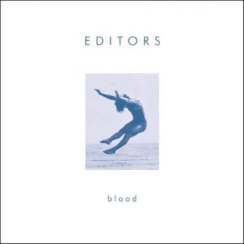 "Editors Blood - Sealed CD single (CD5 / 5"") UK EB7C5BL359790"
