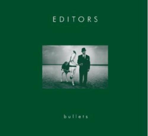 "Editors Bullets CD single (CD5 / 5"") UK EB7C5BU356599"