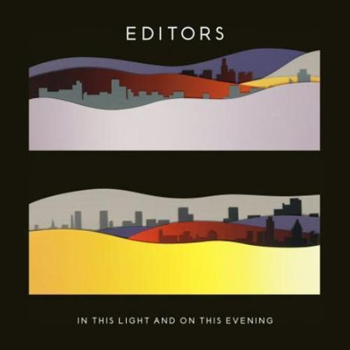 Editors In This Light And On This Evening CD album (CDLP) Japanese EB7CDIN484075
