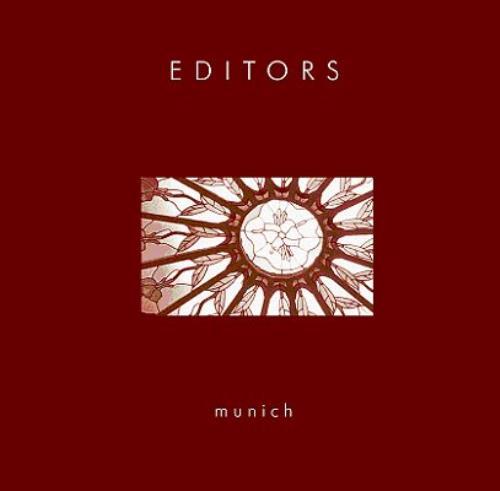 Editors Munich 2-CD single set (Double CD single) UK EB72SMU344447