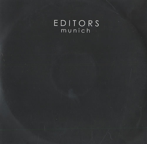 Editors Munich CD-R acetate UK EB7CRMU472685