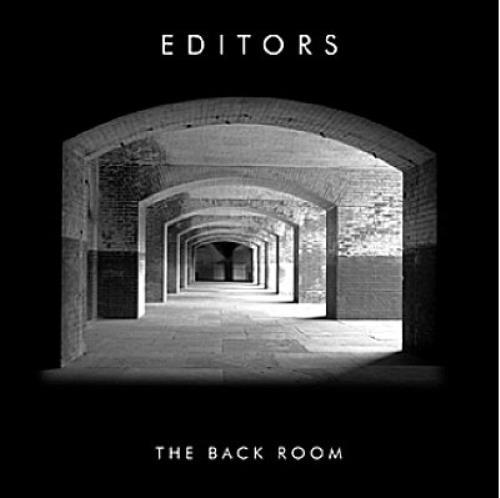 Editors The Back Room CD album (CDLP) UK EB7CDTH328116