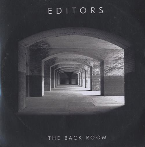 Editors The Back Room CD-R acetate UK EB7CRTH435578
