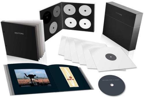 Editors Unedited box set UK EB7BXUN572595