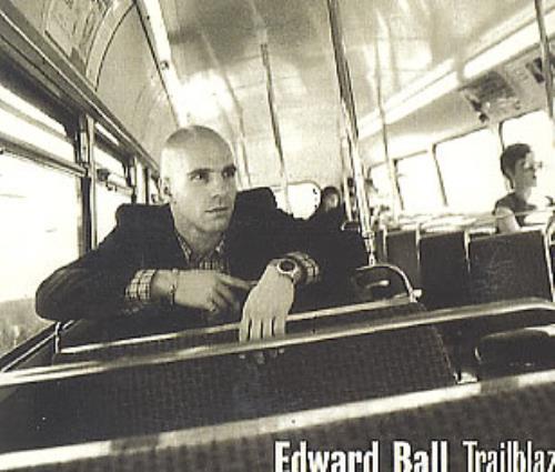 "Edward Ball Trailblaze CD single (CD5 / 5"") UK E-BC5TR286883"
