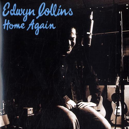 Edwyn Collins Home Again CD album (CDLP) UK EDWCDHO585142