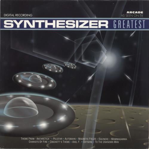 Ed Starink Synthesizer Greatest vinyl LP album (LP record) UK 0DGLPSY735509