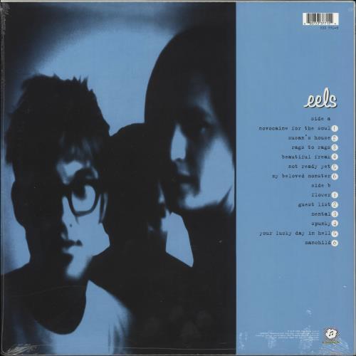 Eels Beautiful Freak - 180gram Vinyl - Sealed vinyl LP album (LP record) UK EELLPBE732685