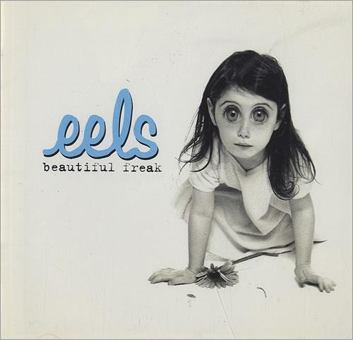 Eels Beautiful Freak CD album (CDLP) US EELCDBE484799