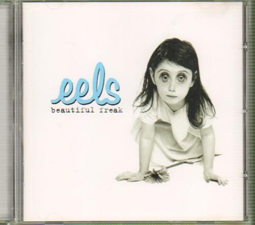 Eels Beautiful Freak CD album (CDLP) UK EELCDBE657708
