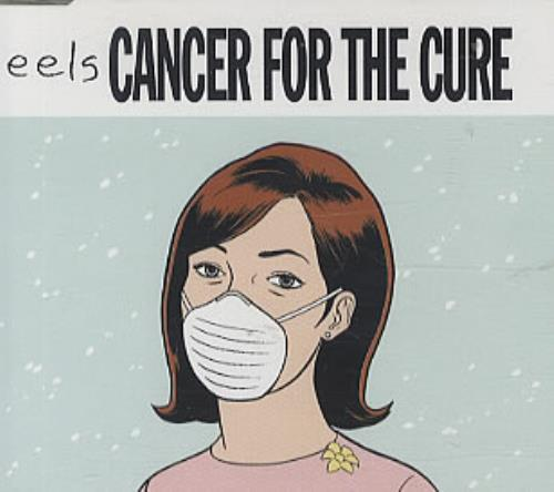 """Eels Cancer For The Cure CD single (CD5 / 5"""") UK EELC5CA195958"""