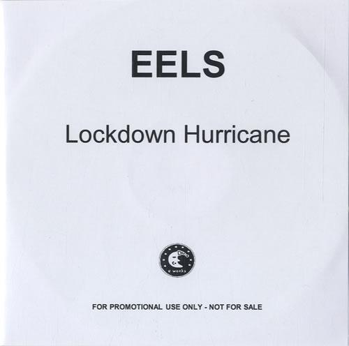 Eels Lockdown Hurricane CD-R acetate UK EELCRLO614199