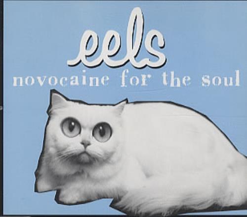 "Eels Novocaine For The Soul CD single (CD5 / 5"") UK EELC5NO160698"