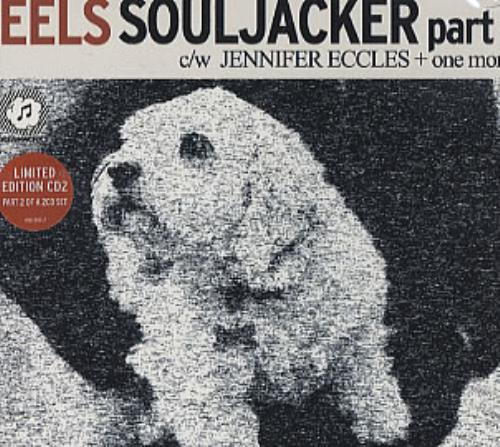Eels Souljacker Part 1 Uk 2 Cd Single Set Double Cd Single 196464