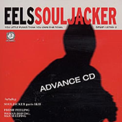 Eels Souljacker Us Promo Cd Album Cdlp 203243