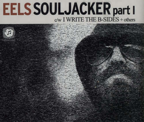 Eels Souljacker Uk Cd Single Cd5 5 570012