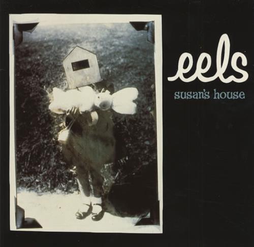 "Eels Susan's House 7"" vinyl single (7 inch record) UK EEL07SU186827"