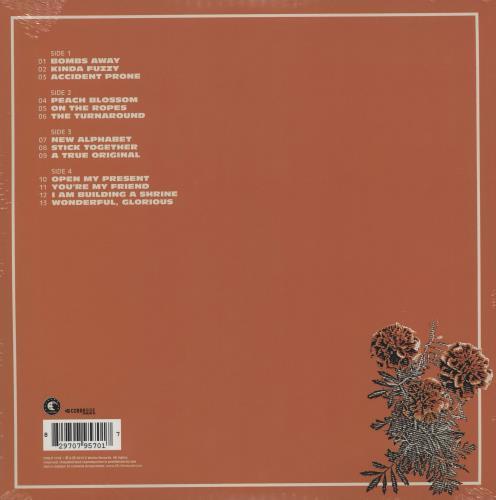 """Eels Wonderful, Glorious - sealed 10"""" vinyl single (10"""" record) US EEL10WO759408"""
