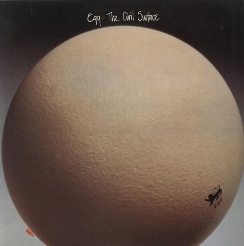 Egg The Civil Surface vinyl LP album (LP record) UK EGGLPTH319756