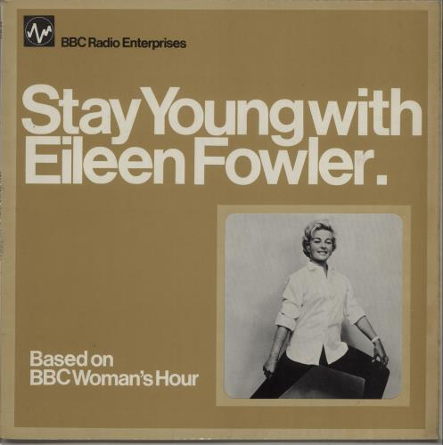 Eileen Fowler Stay Young With Eileen Fowler vinyl LP album (LP record) UK I5LLPST670104