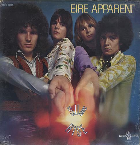 Eire Apparent Sunrise - Sealed vinyl LP album (LP record) US EIRLPSU324386
