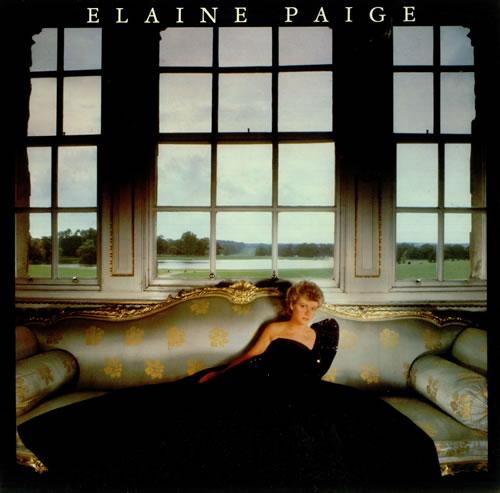 Elaine Paige Elaine Paige vinyl LP album (LP record) UK EPGLPEL449338