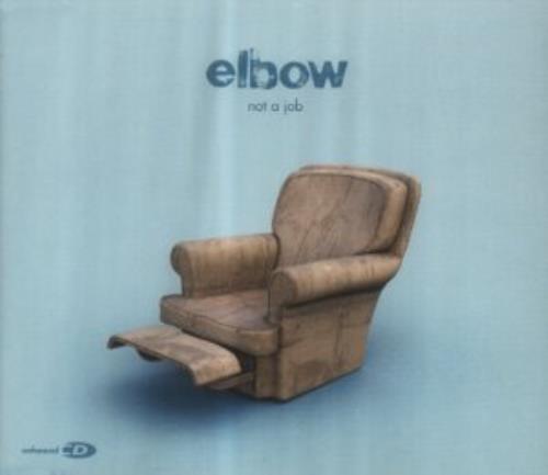 "Elbow Not A Job CD single (CD5 / 5"") UK EBWC5NO284481"