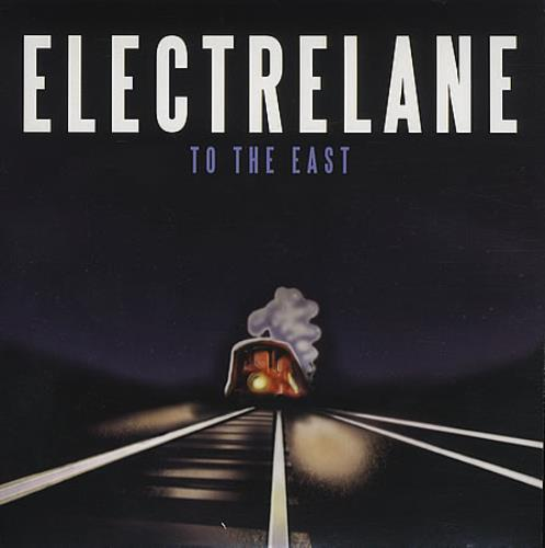 """Electrelane To The East 7"""" vinyl single (7 inch record) UK ANE07TO396222"""