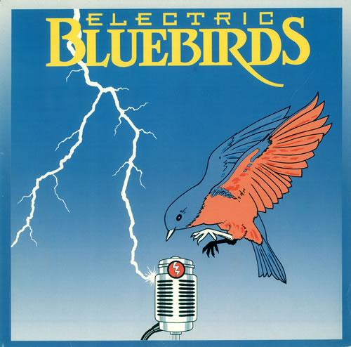 Electric Bluebirds Electric Bluebirds vinyl LP album (LP record) UK 4EBLPEL498727