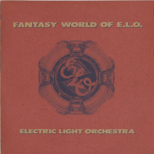Electric Light Orchestra Fantasy World Of E.L.O. vinyl LP album (LP record) Japanese ELOLPFA488216