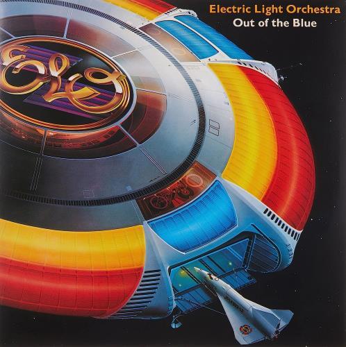 Electric Light Orchestra Out Of The Blue - 180gm 2-LP vinyl record set (Double Album) UK ELO2LOU682268