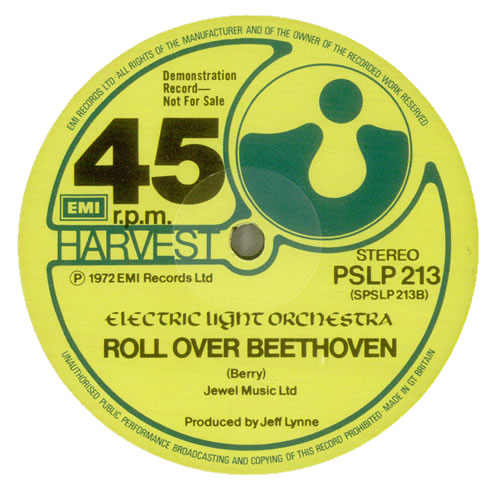 "Electric Light Orchestra Showdown 12"" vinyl single (12 inch record / Maxi-single) UK ELO12SH69945"