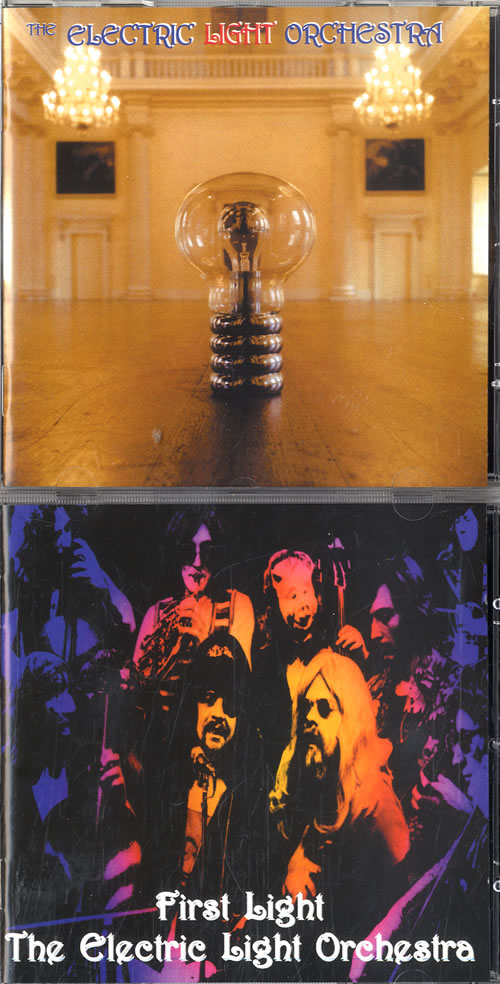 Electric Light Orchestra The Electric Light Orchestra 2 CD album set (Double CD) UK ELO2CTH201393