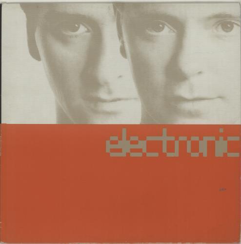 Electronic Electronic - EX vinyl LP album (LP record) UK ELELPEL157352