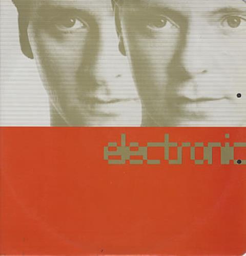 Electronic Electronic vinyl LP album (LP record) Colombian ELELPEL321165